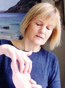 Reflexology in Widcombe, Bath with Sian Griffith